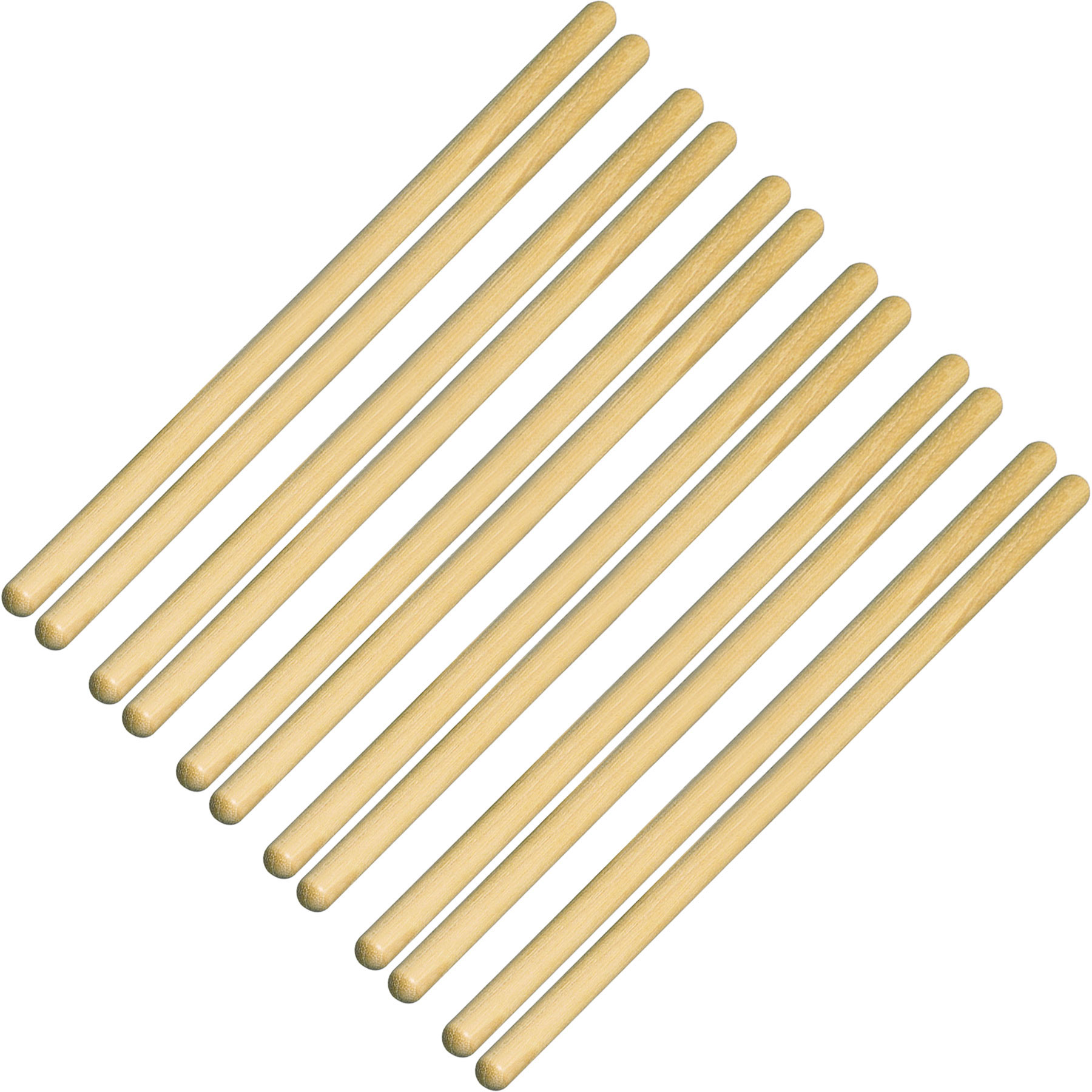 "LP 3/8"" Hickory Timbale Sticks (6 Pairs)"