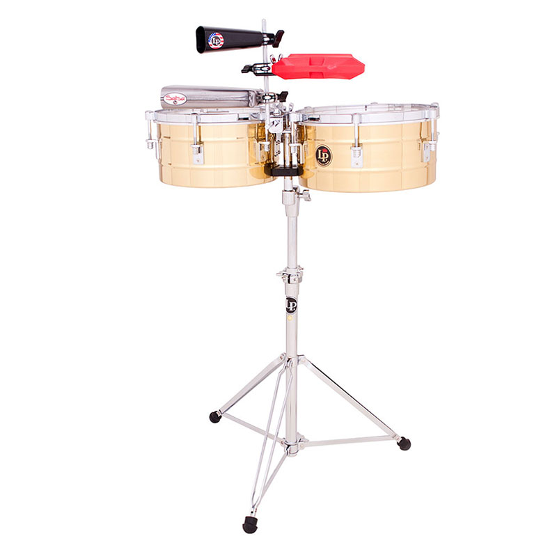 """LP 15/16"""" Tito Puente Brass Timbales"""