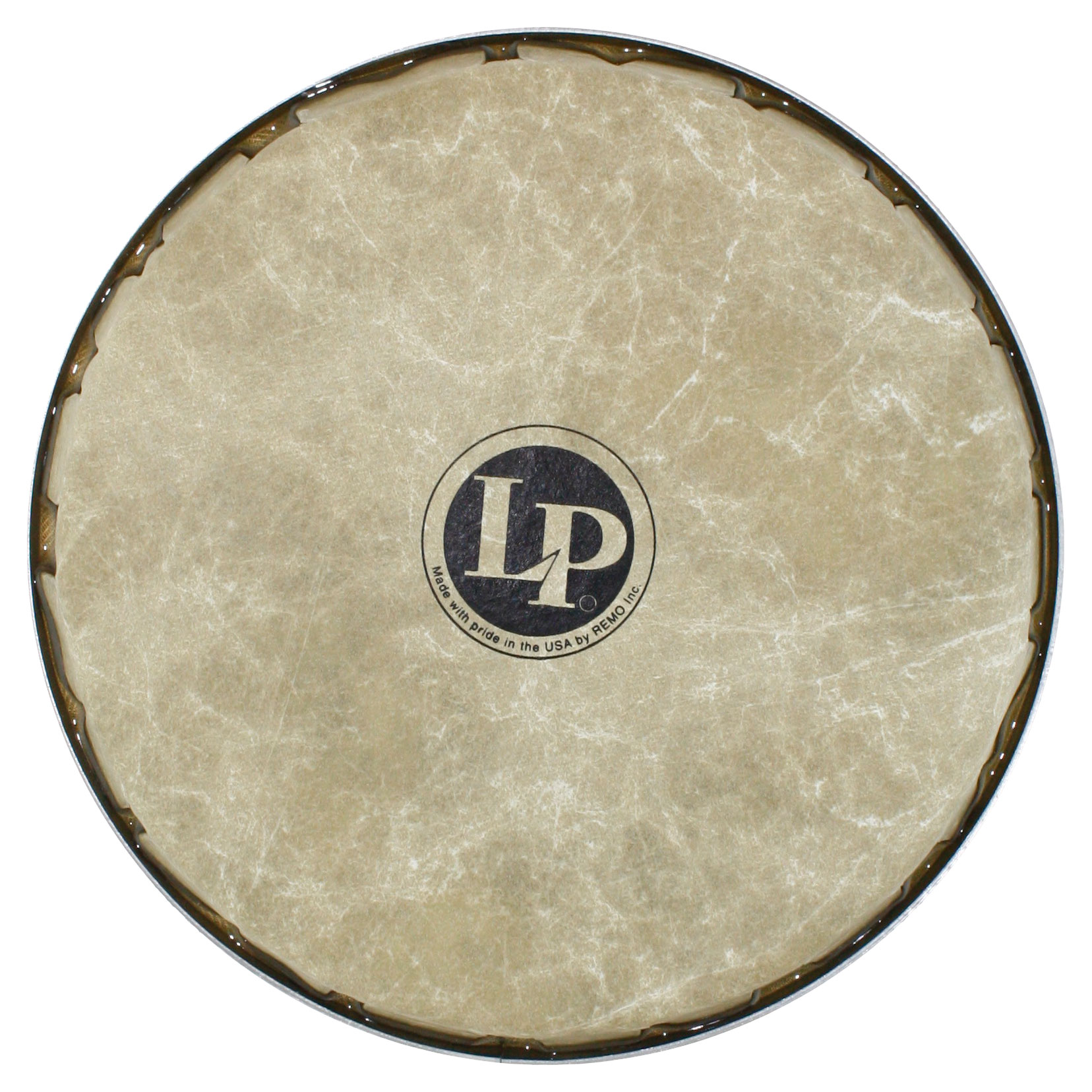LP Fiberskyn Synthetic Bongo Head - 7 1/4""