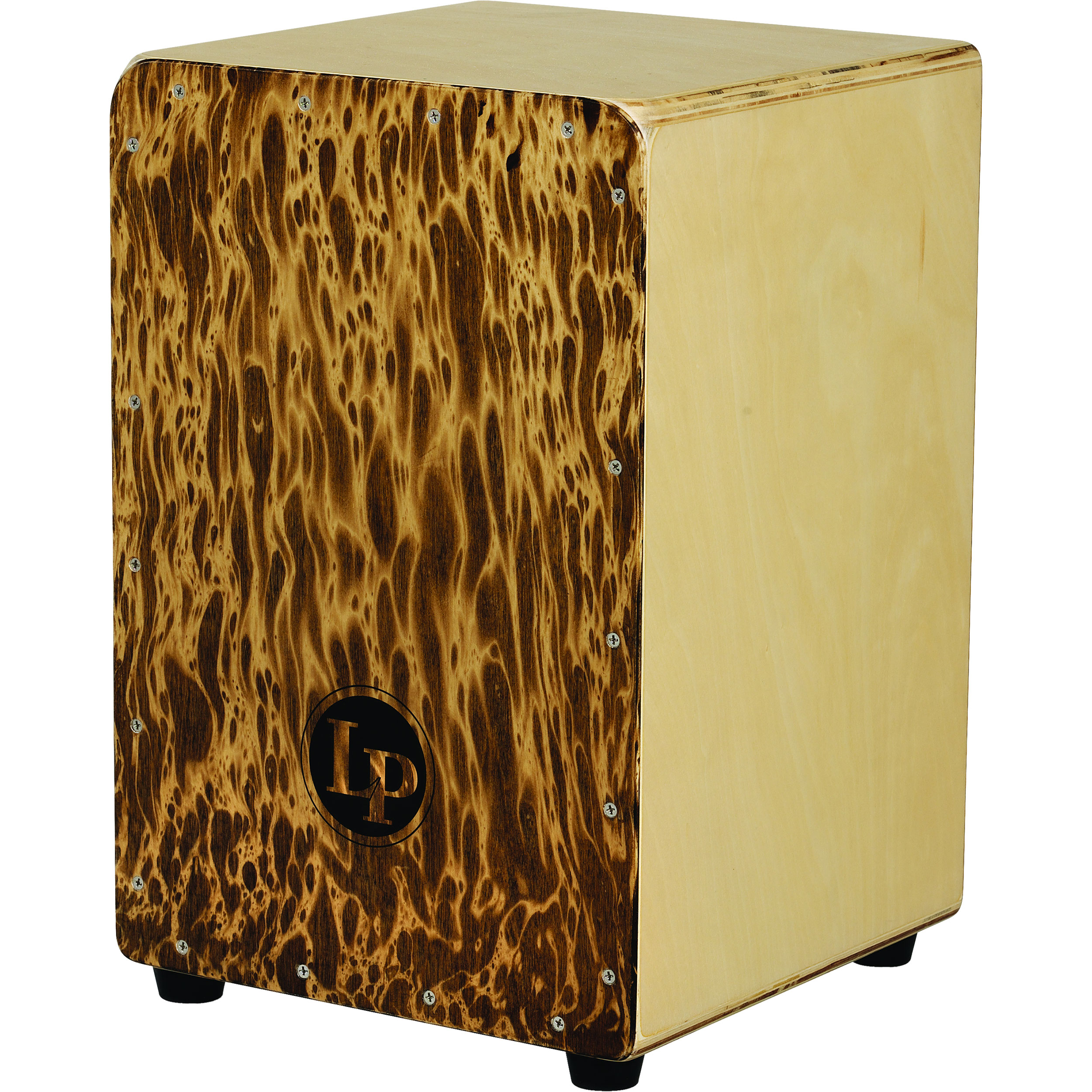 LP Aspire Series Wire Cajon in Havana Cafe