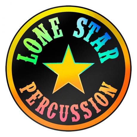 Lone Star Percussion Hologram 3