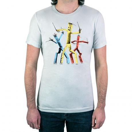 Lone Star Percussion Wacky Inflatable Skydrummer T-Shirt