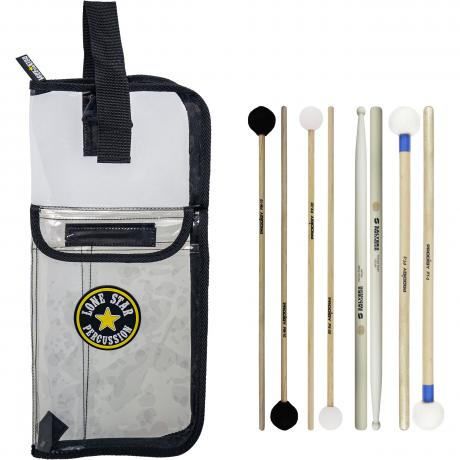 Lone Star Percussion Basic Stick & Mallet Pack