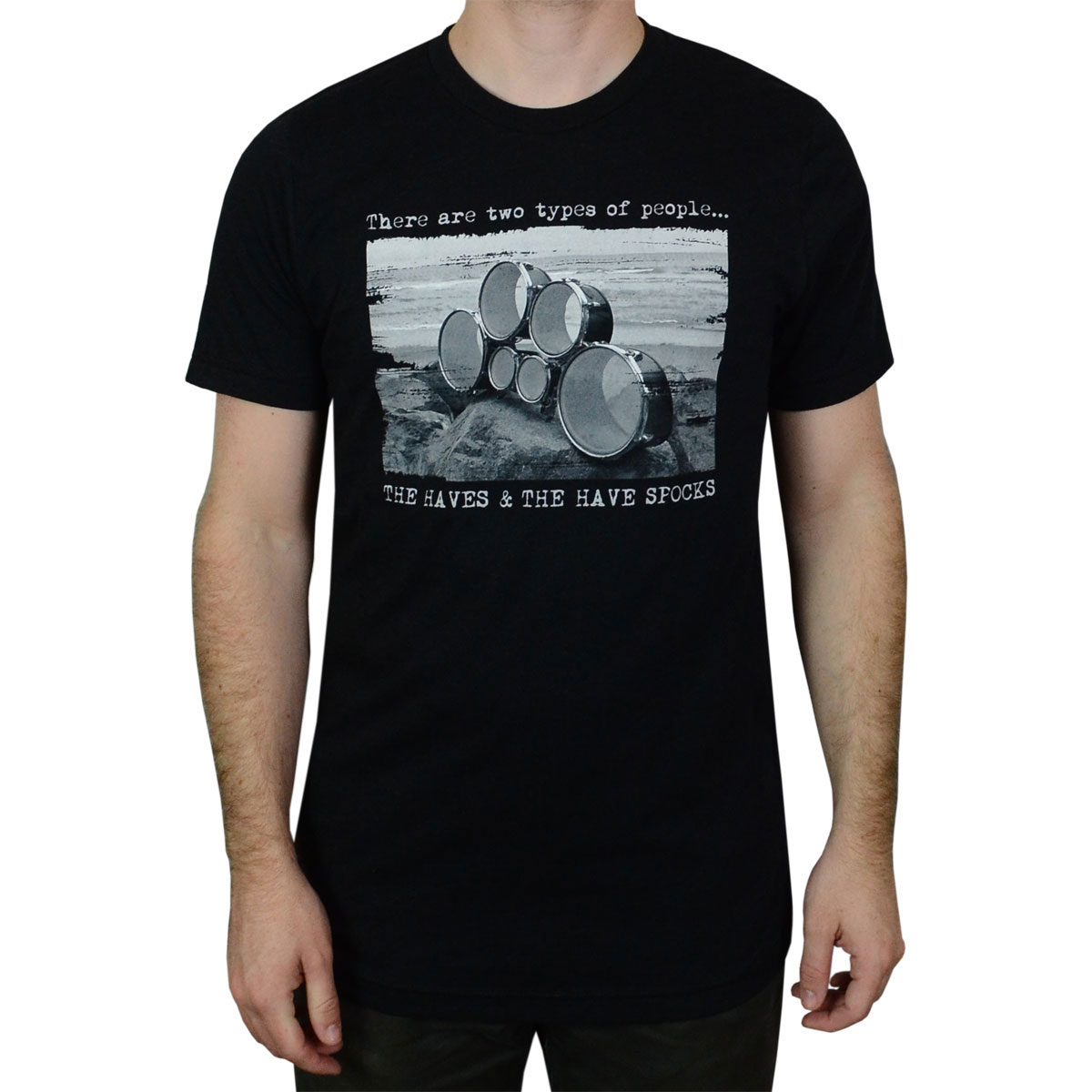 Lone Star Percussion Have Spocks Drummer T-Shirt