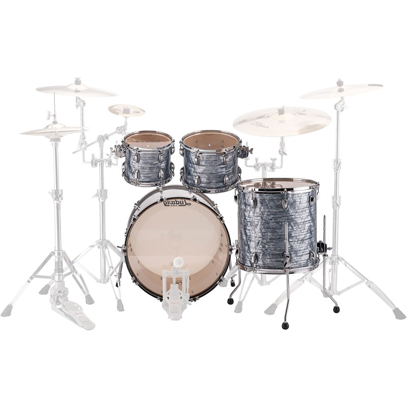 "Ludwig Classic Maple 4-Piece MOD Drum Set Shell Pack (22"" Bass, 10/12/16"" Toms)"