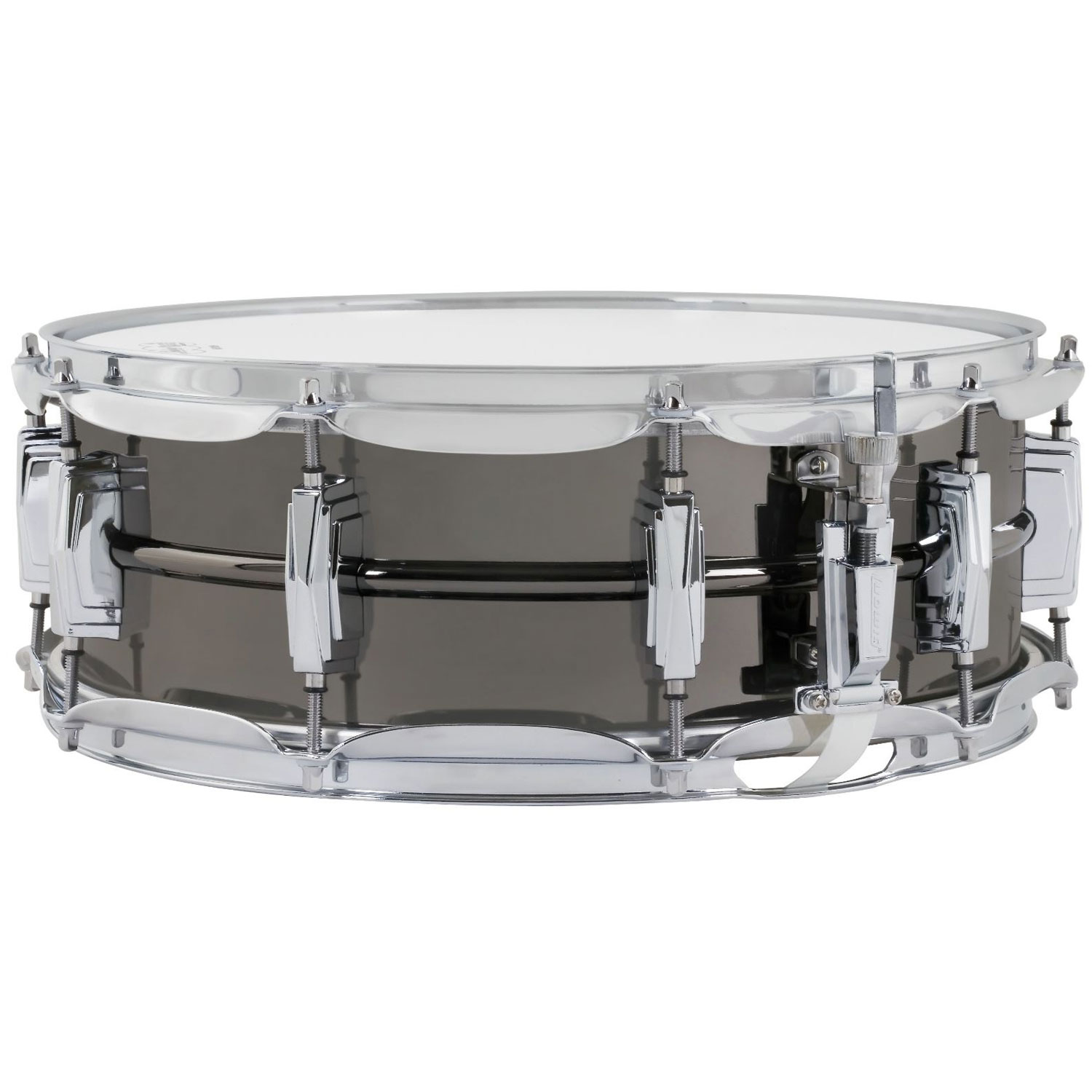 "Ludwig 5"" x 14"" Black Beauty Snare Drum with Imperial Lugs"