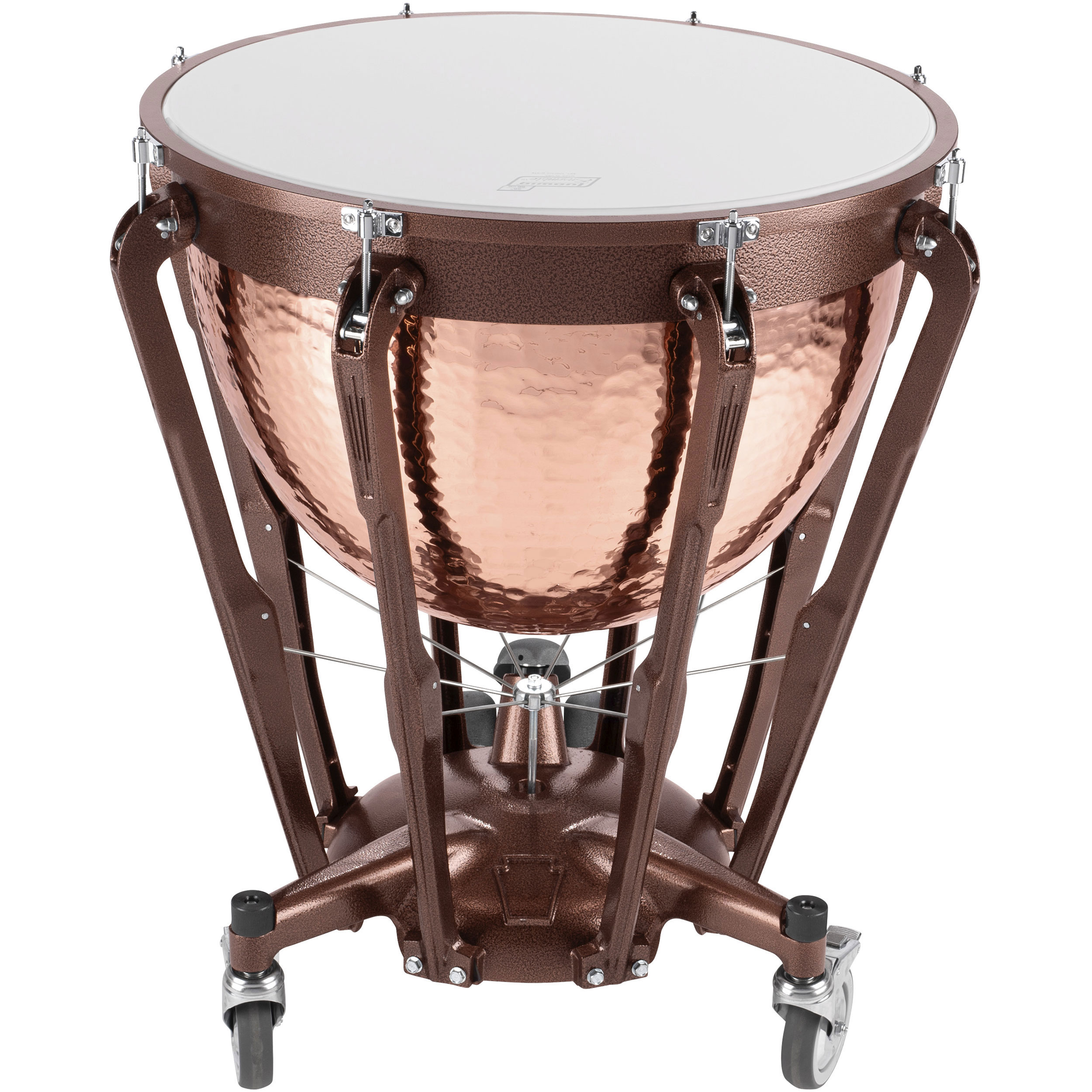 """Ludwig 29"""" Professional Series Hammered Copper Timpani"""