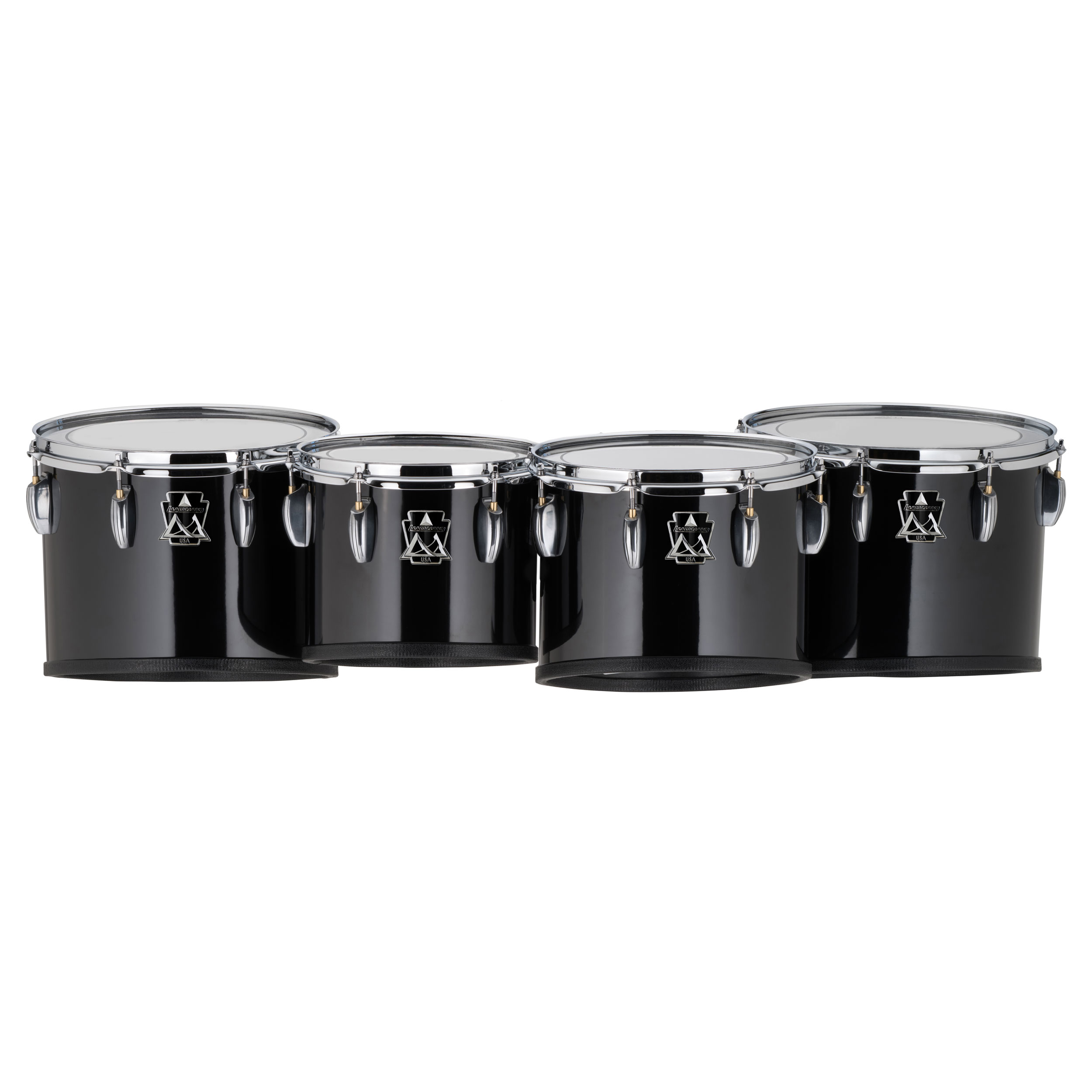"Ludwig 8-10-12-13"" Ultimate Marching Tenors"