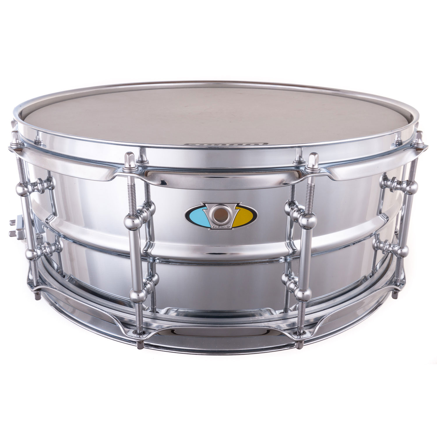 "Ludwig 5.5"" x 14"" Supralite Snare Drum"