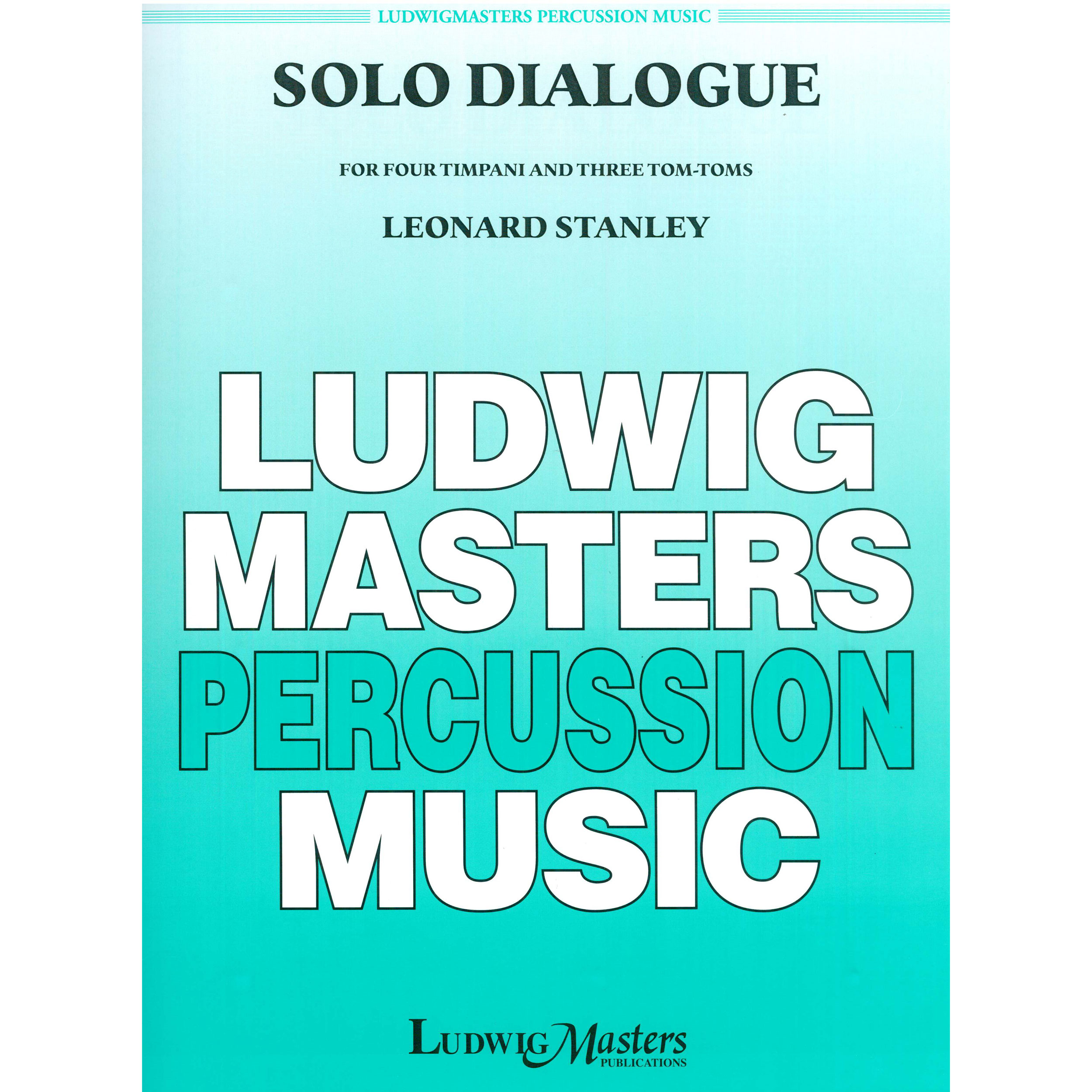 Solo Dialogue by Stanley Leonard