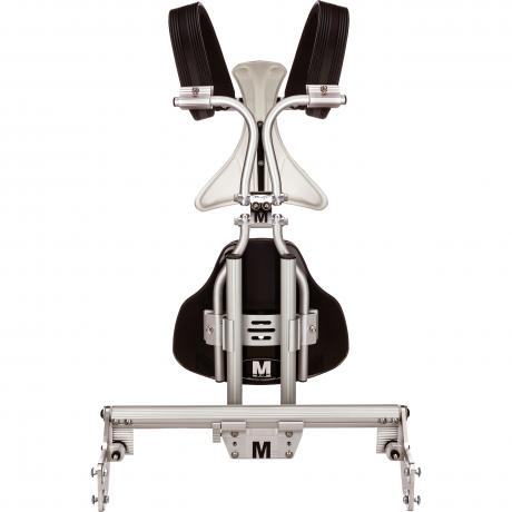 Ludwig/Randall May BiPosto Marching Tenor Carrier with Mounting Hardware & Carrying Bag