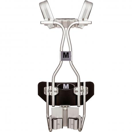 Ludwig/Randall May Aluminum Tubular Marching Snare Carrier with Mounting Hardware