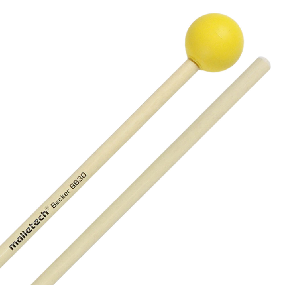 Malletech Bob Becker Signature Hard Solo Xylophone Mallets