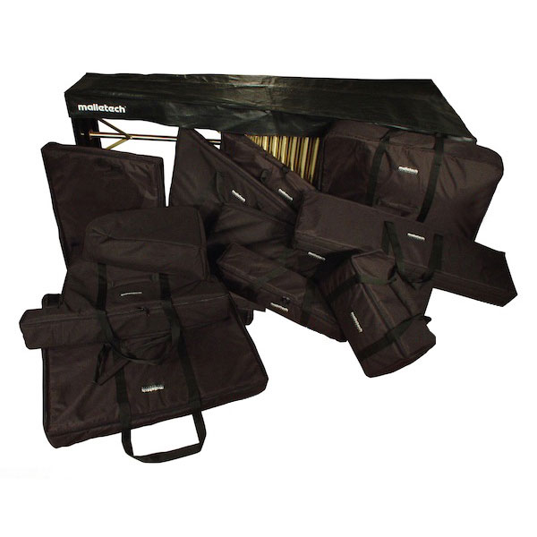 Malletech 5.0 Imperial Grand & Roadster Marimba Bag Set
