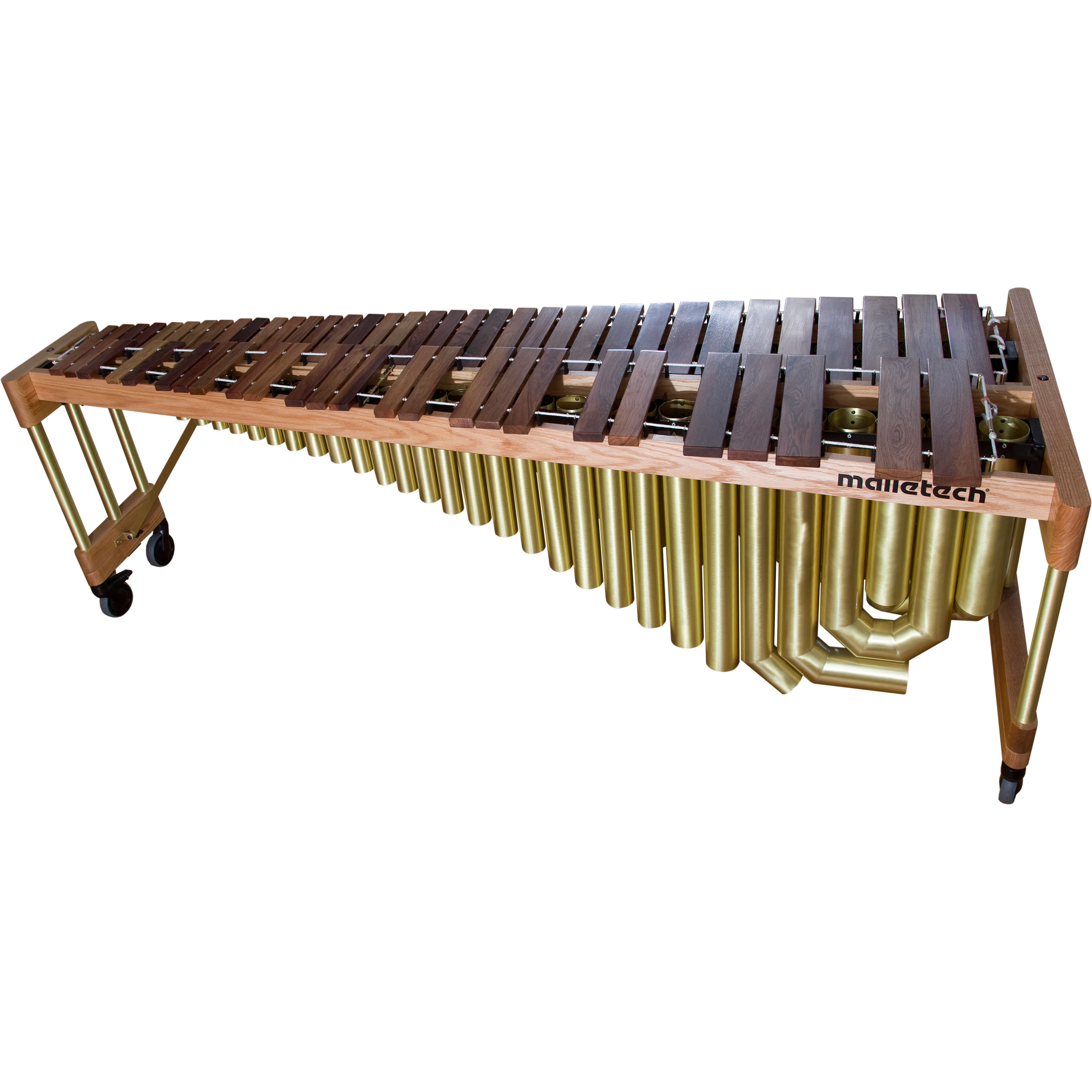 Malletech Imperial Grand Series 5.0 Octave Height Adjustable Rosewood Marimba