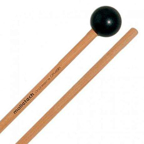 Malletech Orchestra Series Heavy Bell Mallets with Birch Shafts