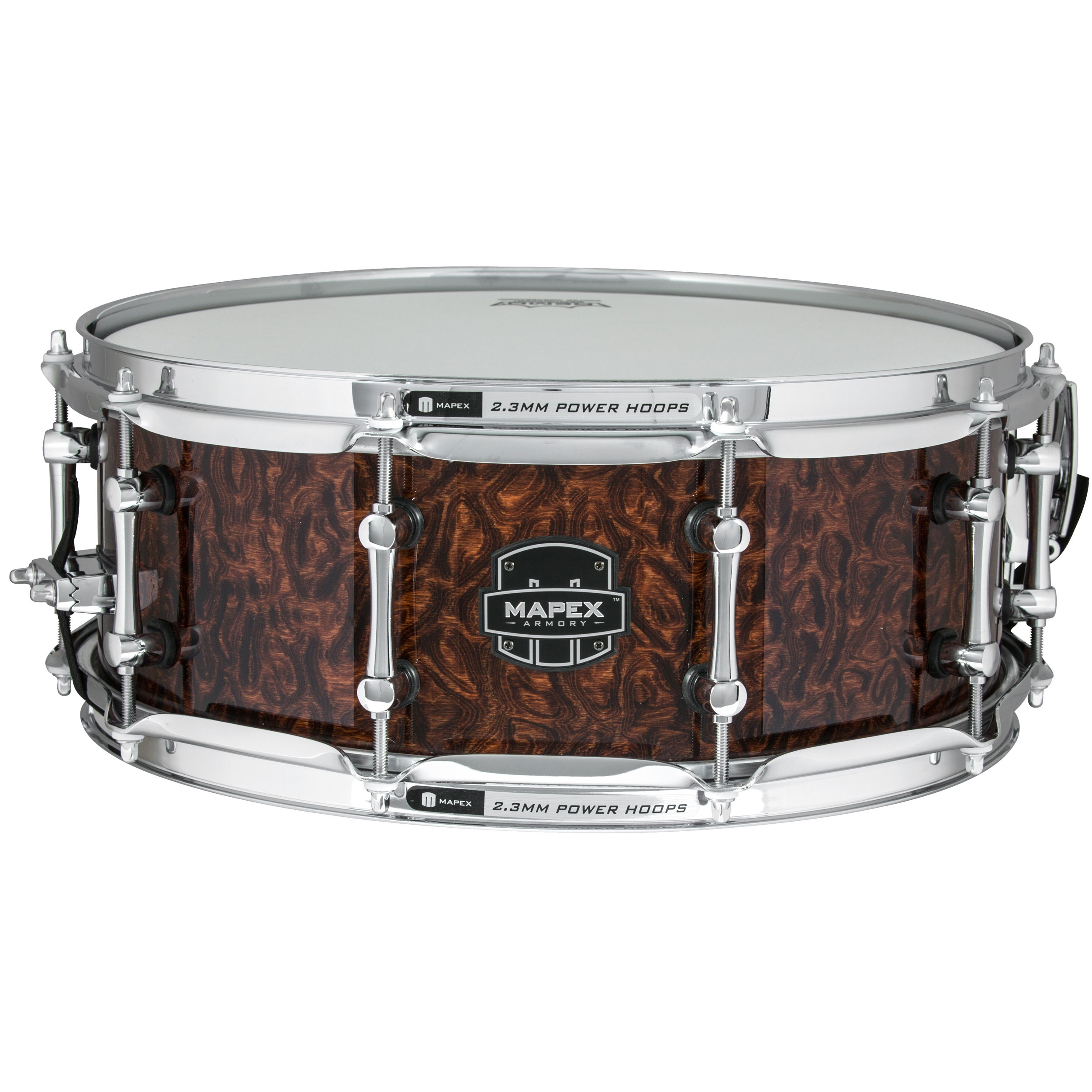 "Mapex 5.5"" x 14"" Armory Dillinger Maple Snare Drum"