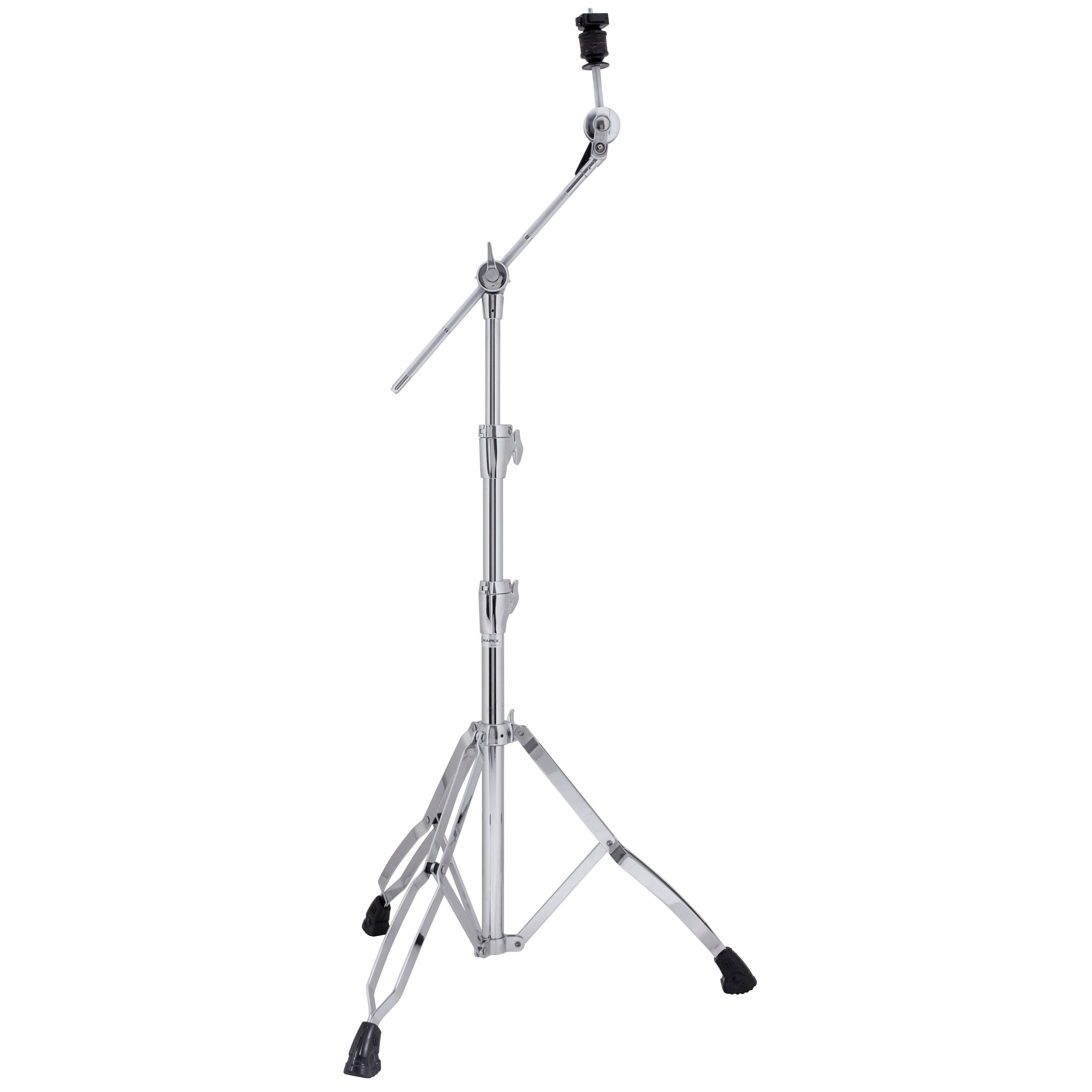 Mapex B800 Armory Boom Cymbal Stand in Chrome