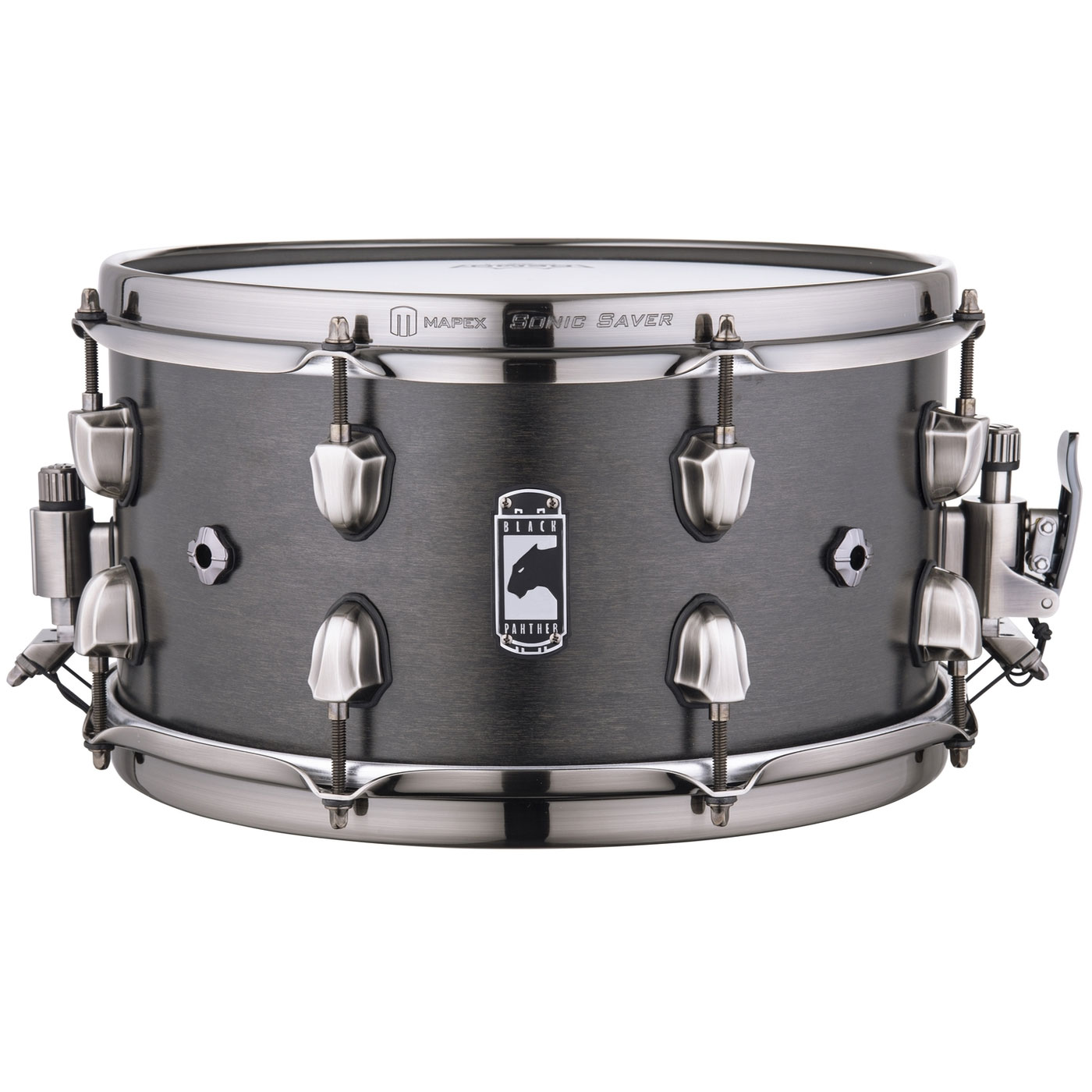 """Mapex 13"""" x 7"""" Black Panther """"Hydra"""" 6-Ply Maple Snare Drum"""