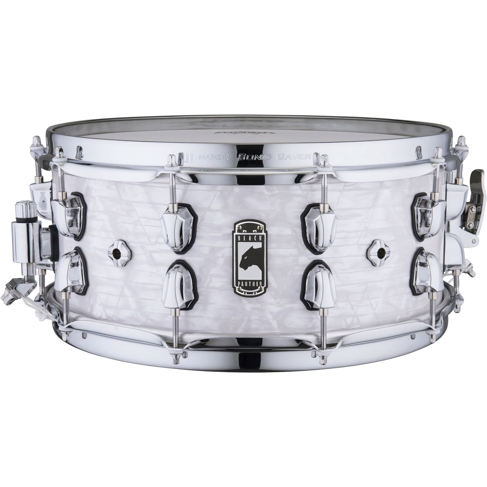 """Mapex 14"""" x 6"""" Black Panther """"Heritage"""" 5-Ply Maple Snare Drum"""