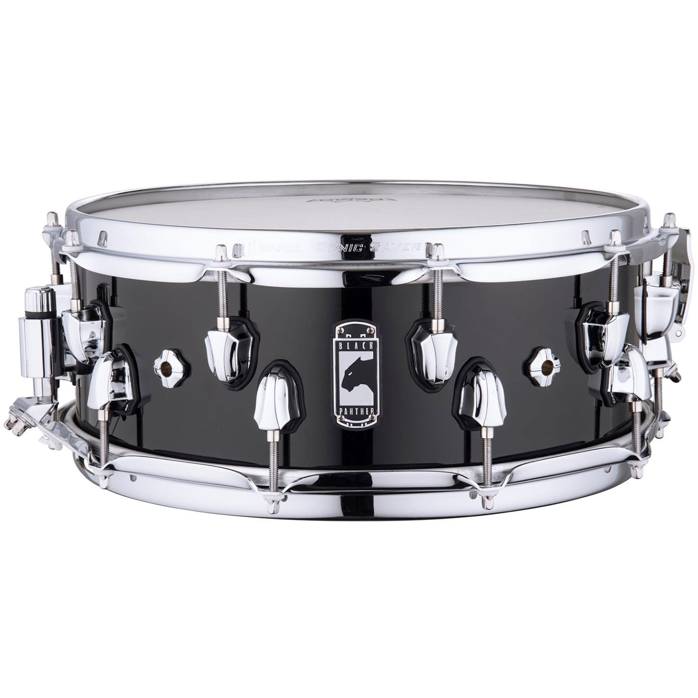 """Mapex 14"""" x 5.5"""" Black Panther """"Nucleus"""" 8-Ply Maple/Walnut/Maple Snare Drum"""