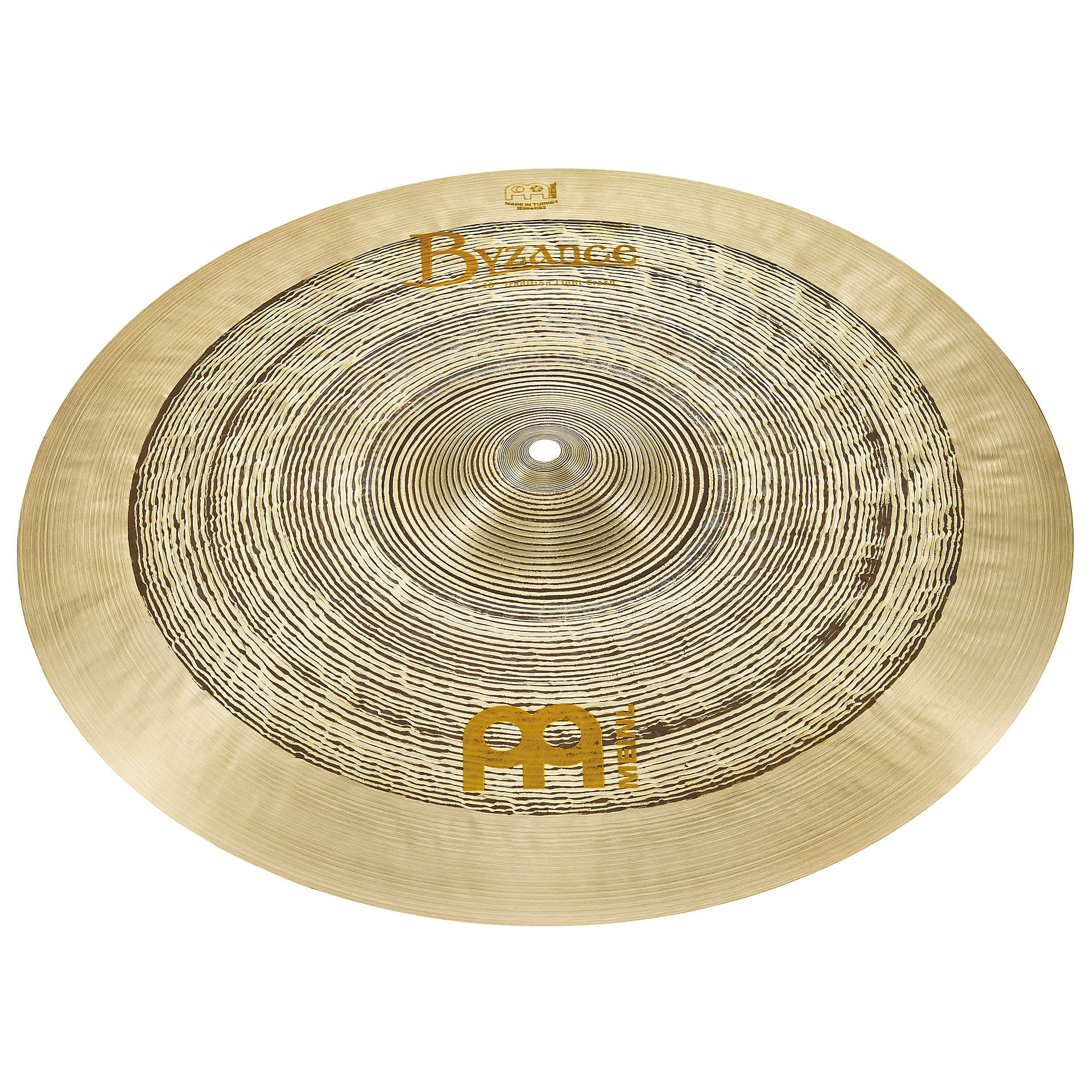 "Meinl 18"" Byzance Tradition Light Crash Cymbal"