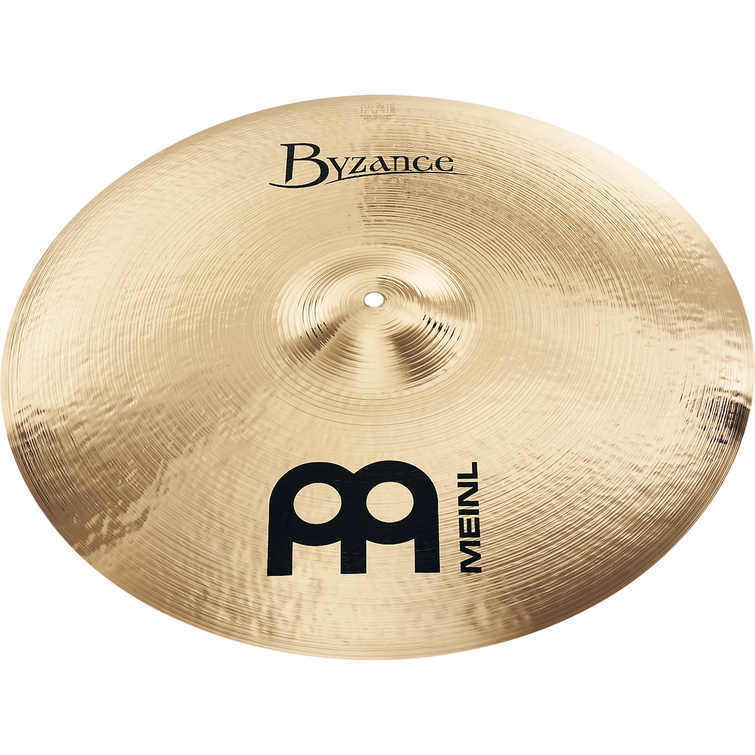 """Meinl 20"""" Hand-Selected Byzance Brilliant Heavy Ride Cymbal"""