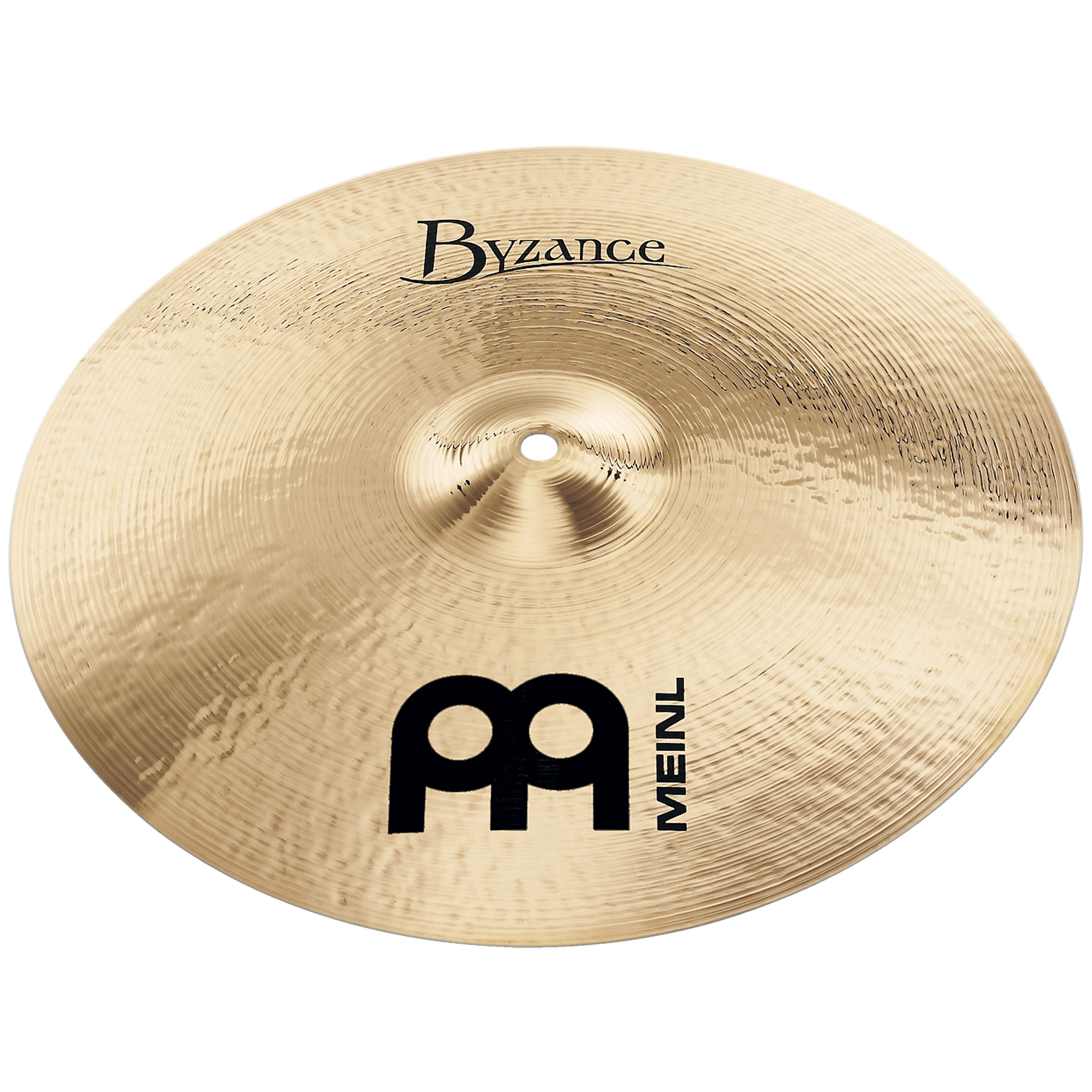 "Meinl 20"" Byzance Brilliant Medium Crash Cymbal"