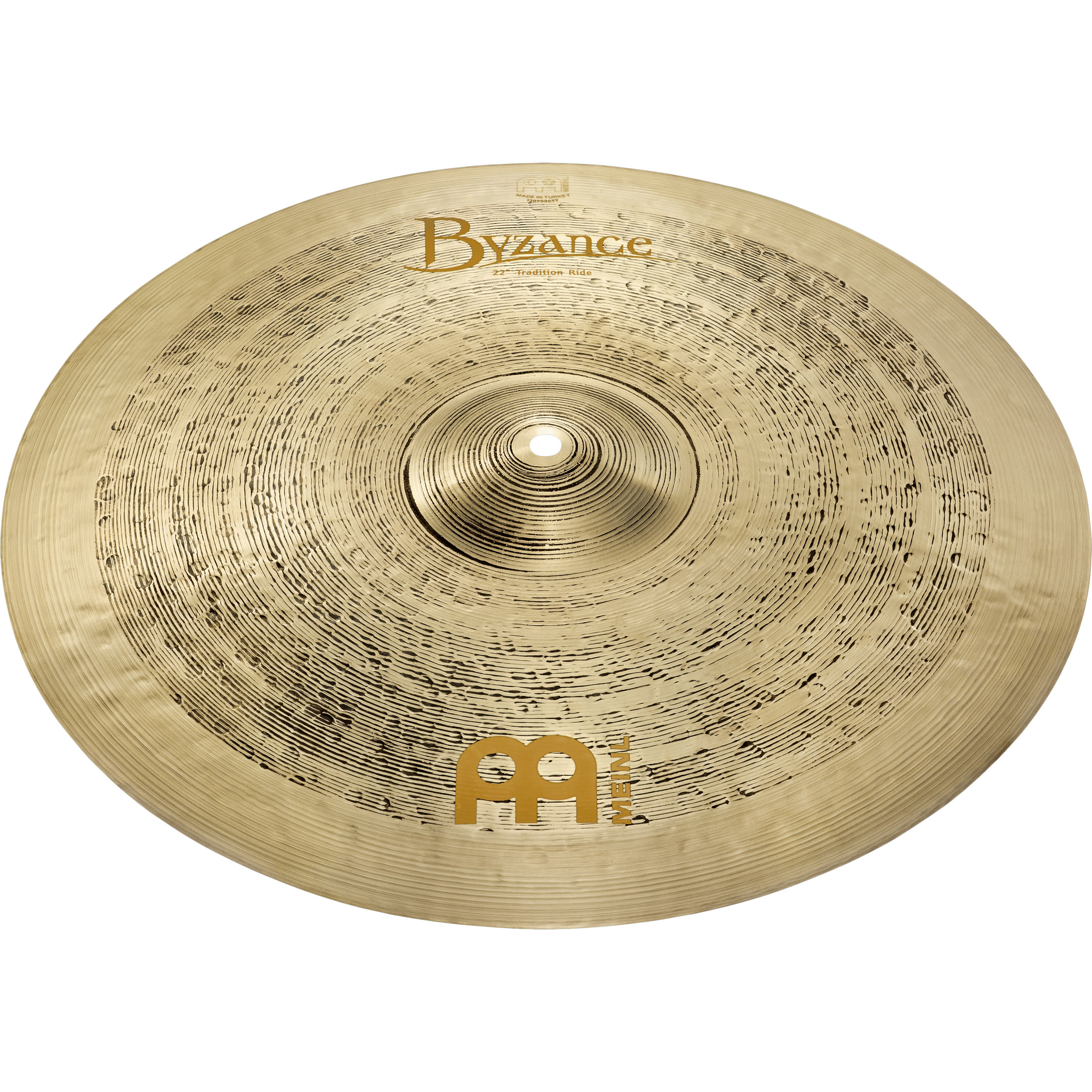 """Meinl 20"""" Byzance Tradition Ride Cymbal"""