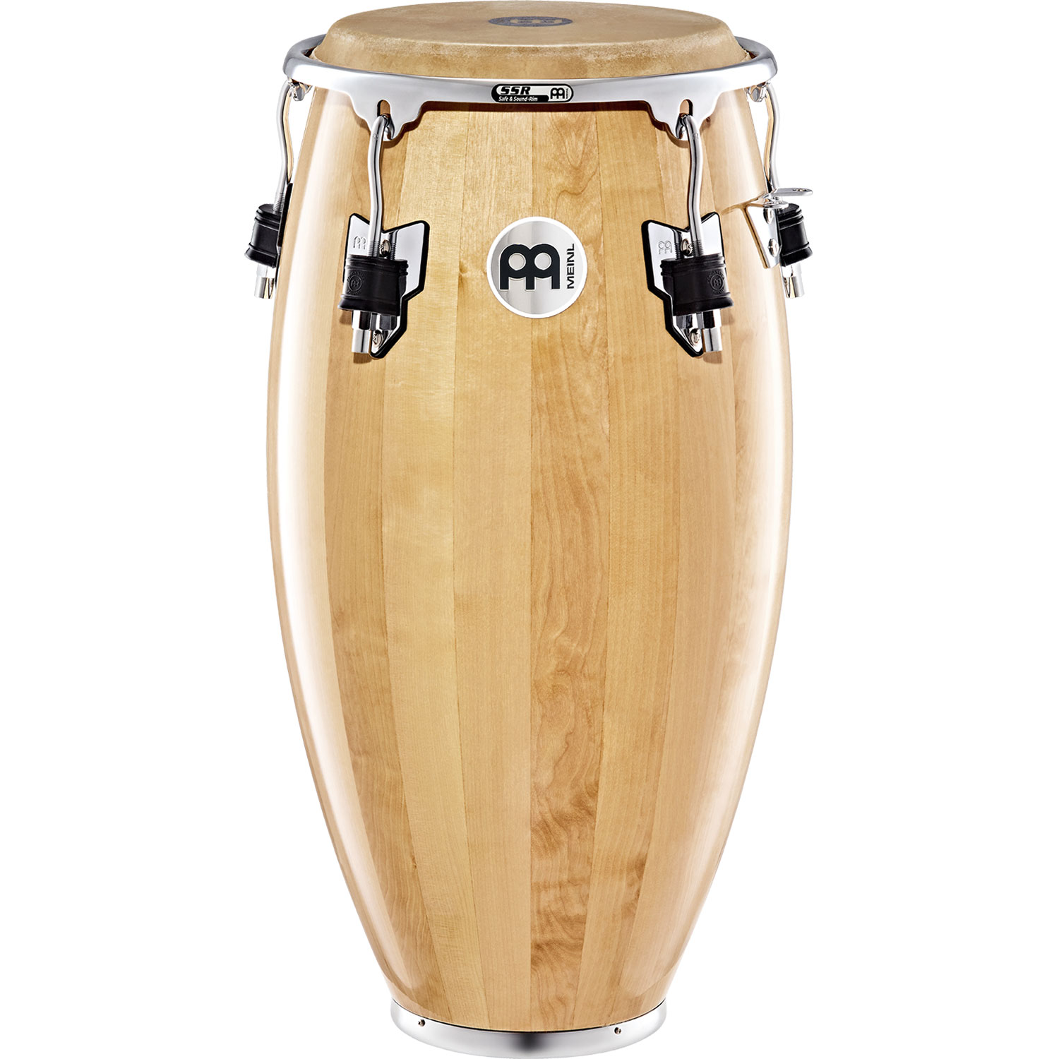 """Meinl 11"""" BWC Woodcraft Series Quinto Conga in Natural"""