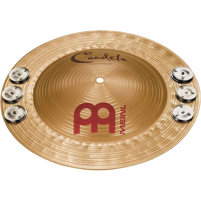 "Meinl 14"" Candela Percussion Jingle Bell"
