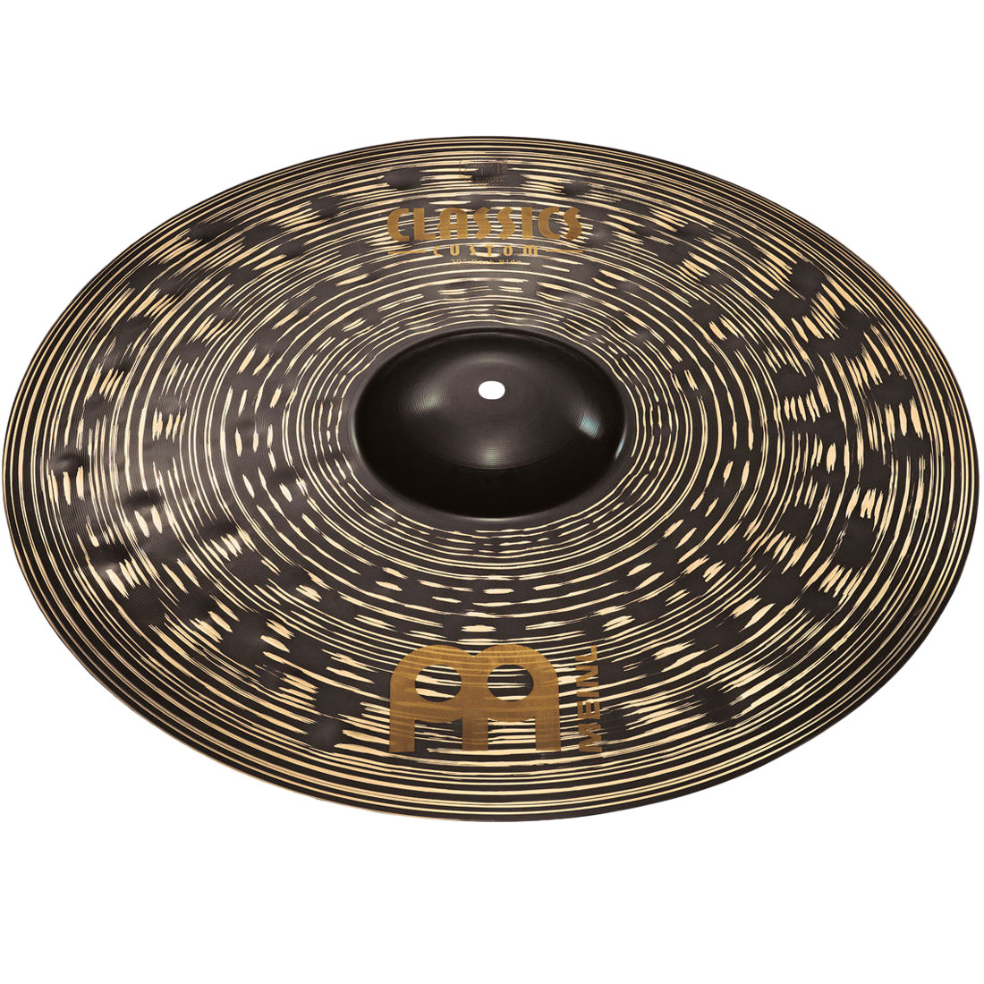 "Meinl 22"" Classics Custom Dark Crash/Ride Cymbal"