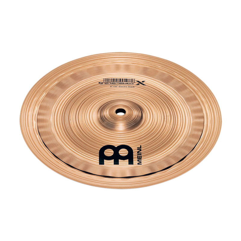 "Meinl 12"" Generation X Electro Stacks Effect Cymbal"