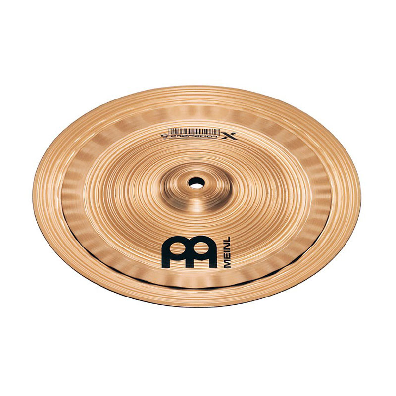 "Meinl 10"" Generation X Electro Stacks Effect Cymbal"