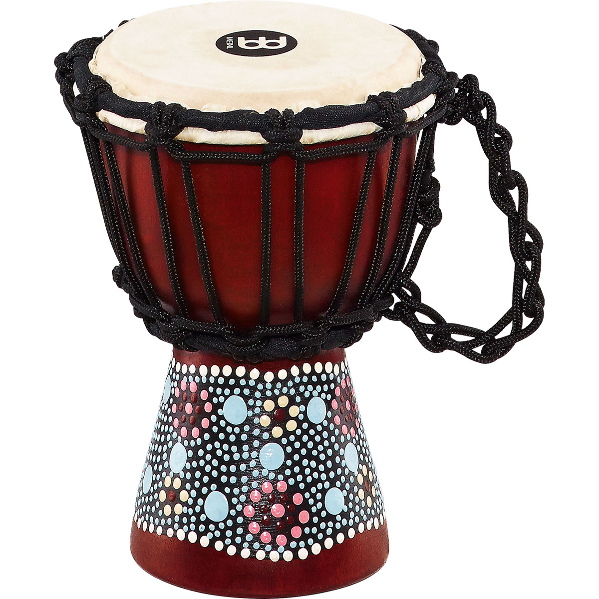 "Meinl 4.5"" Flower Mini Djembe"