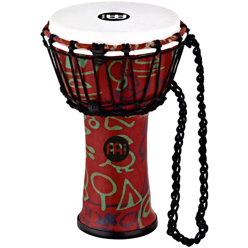 "Meinl 7"" Jr. Djembe in Pharaoh"