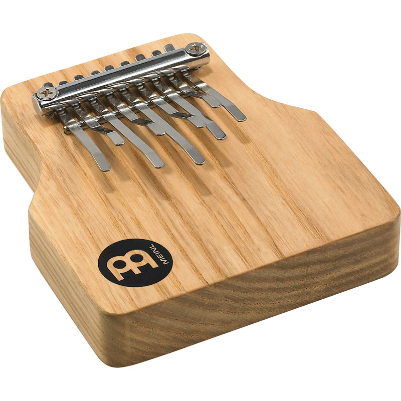 Meinl Solid 9-Note Kalimba (Thumb Piano) in Natural