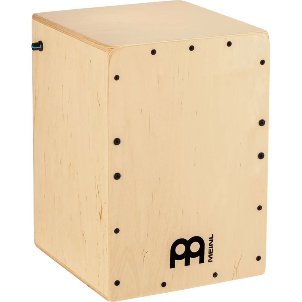 Meinl Jam Series Snare Cajon with Pickup in Natural