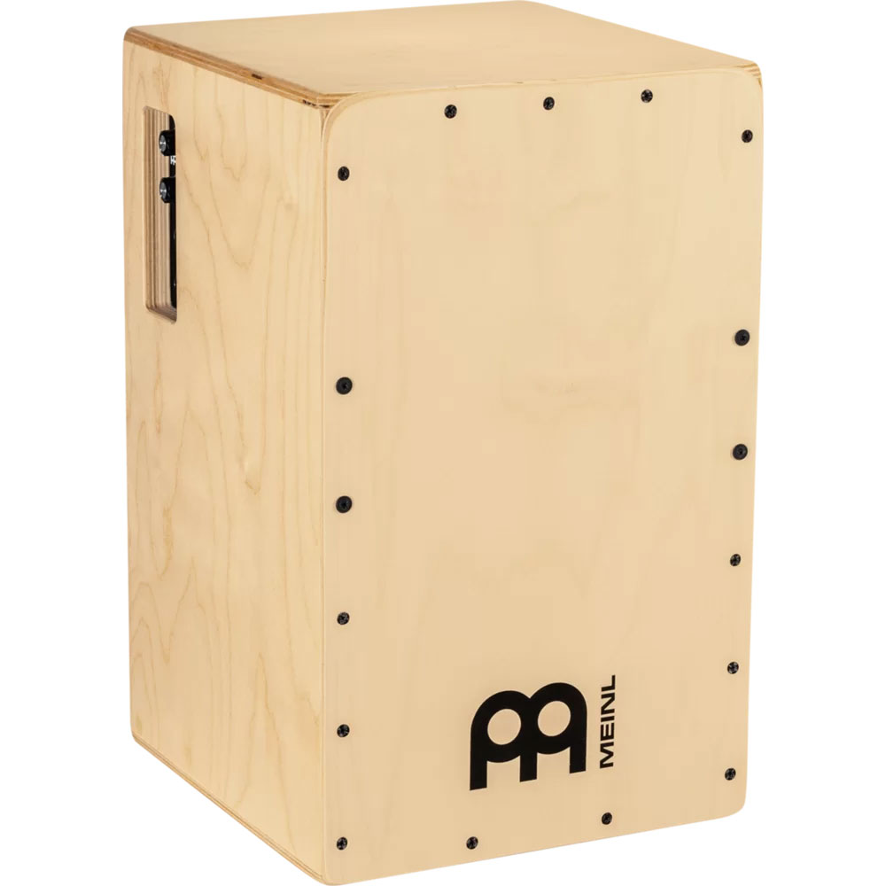 Meinl Snarecraft Series Cajon with Pickup in Natural