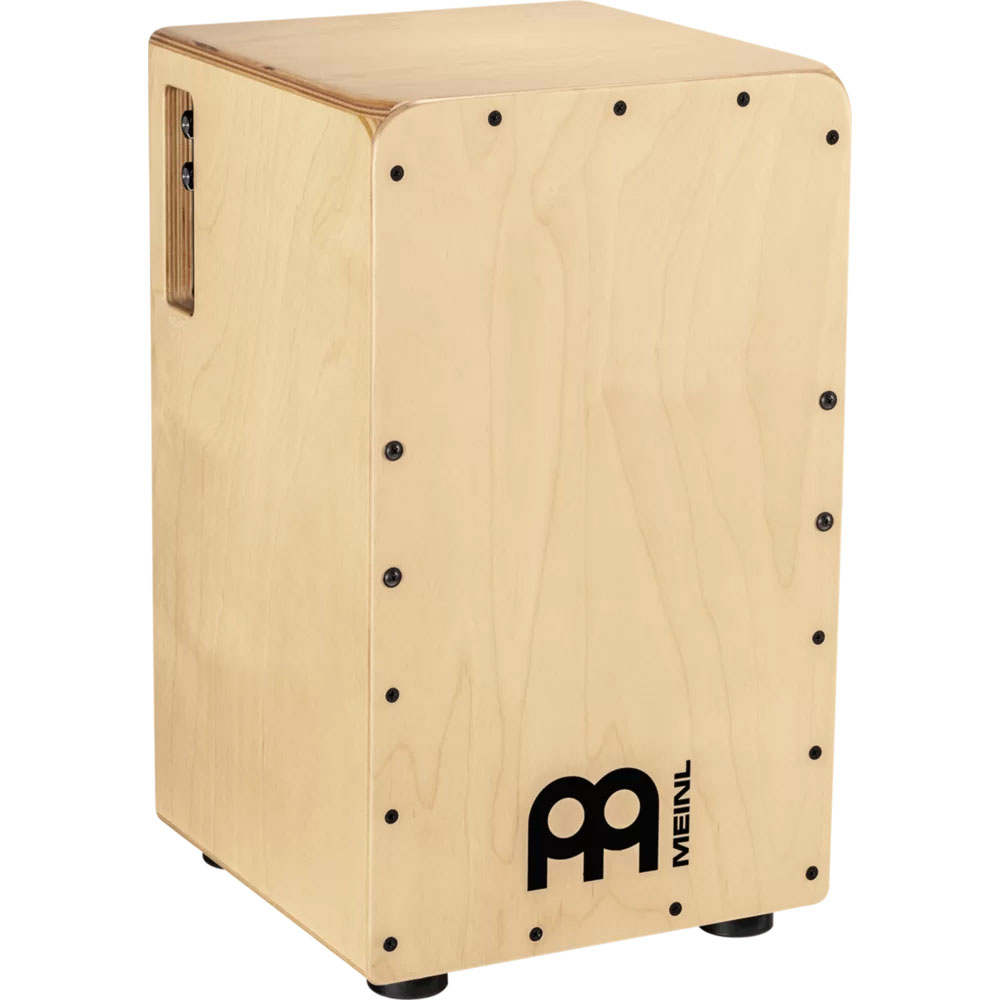 Meinl Woodcraft Series Cajon with Pickup in Natural