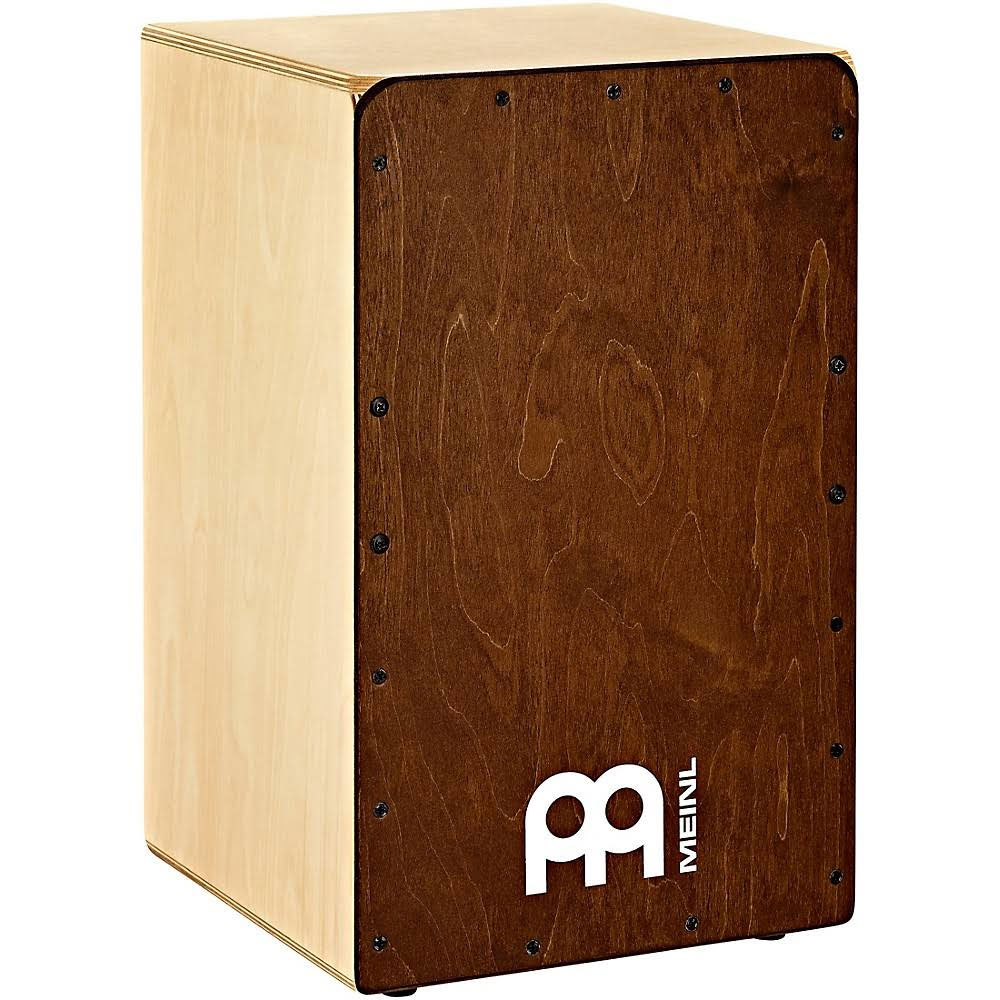 Meinl Snarecraft Cajon with Almond Birch Frontplate