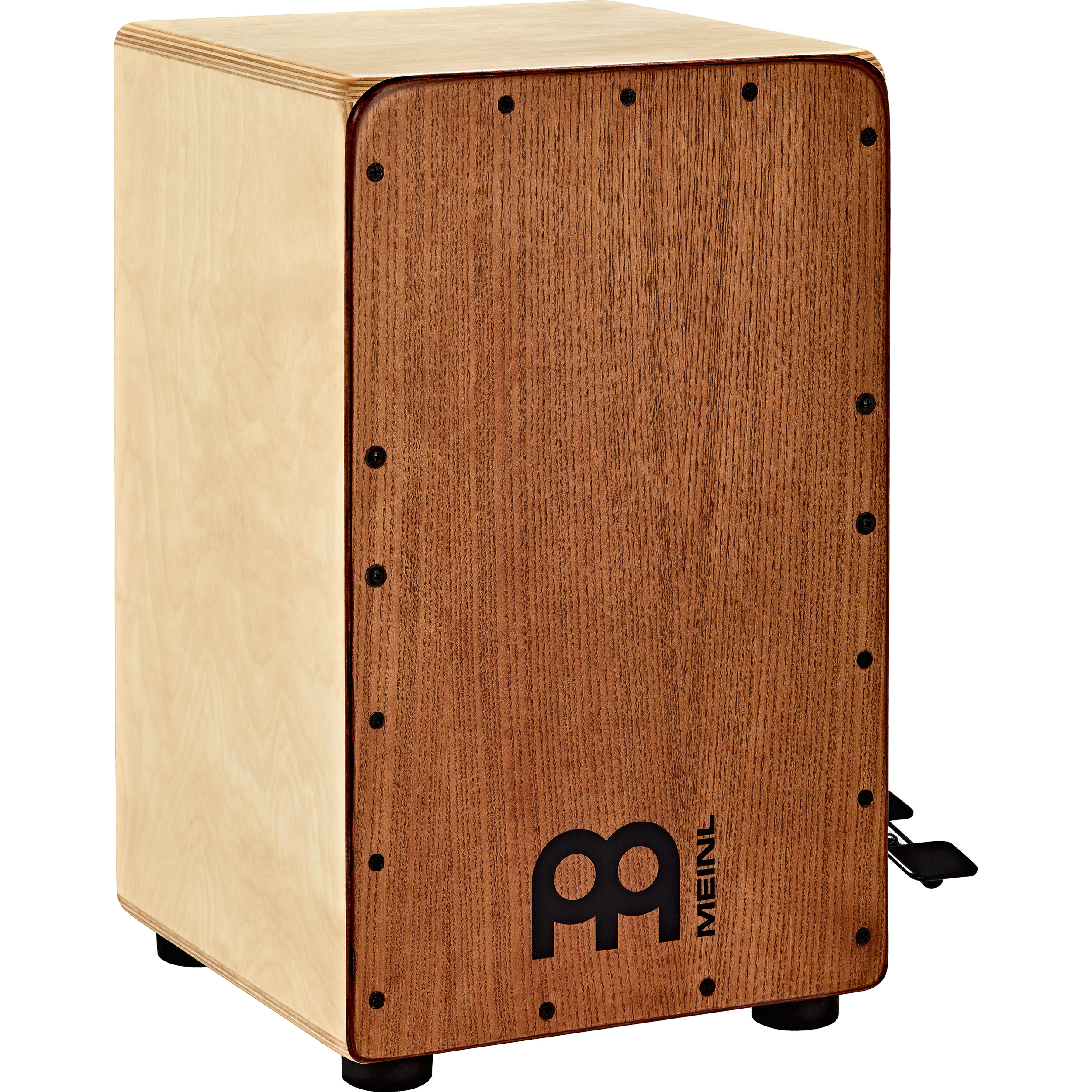 Meinl Snarecraft Professional Cajon with American White Ash Frontplate