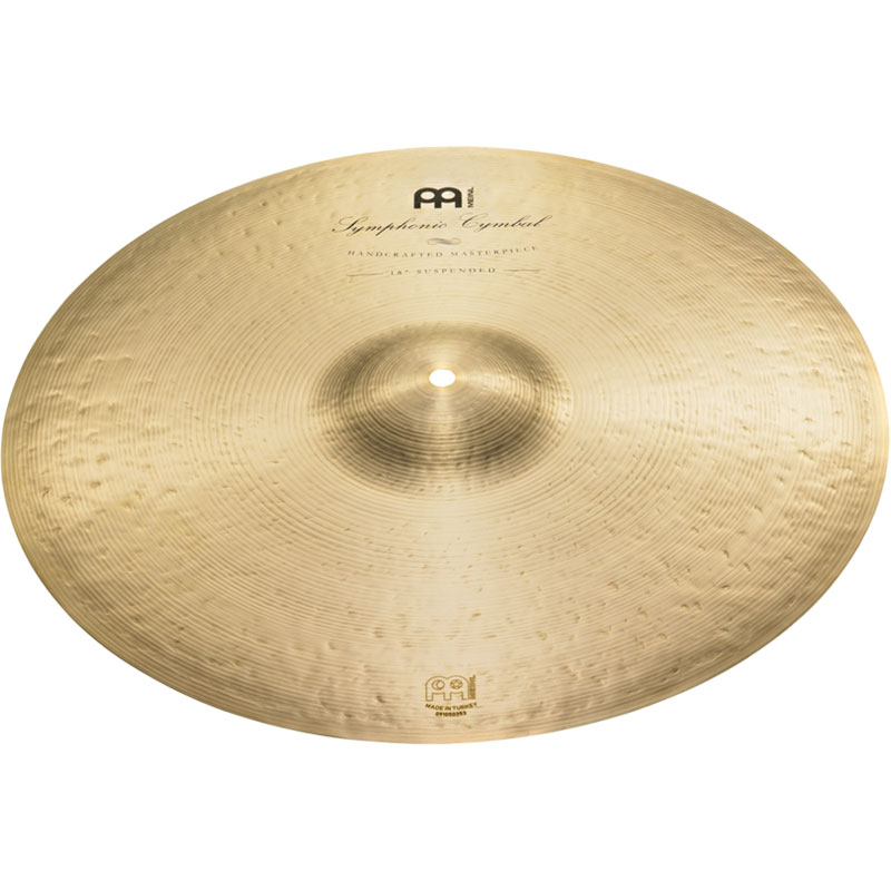 "Meinl 14"" Suspended Cymbal"
