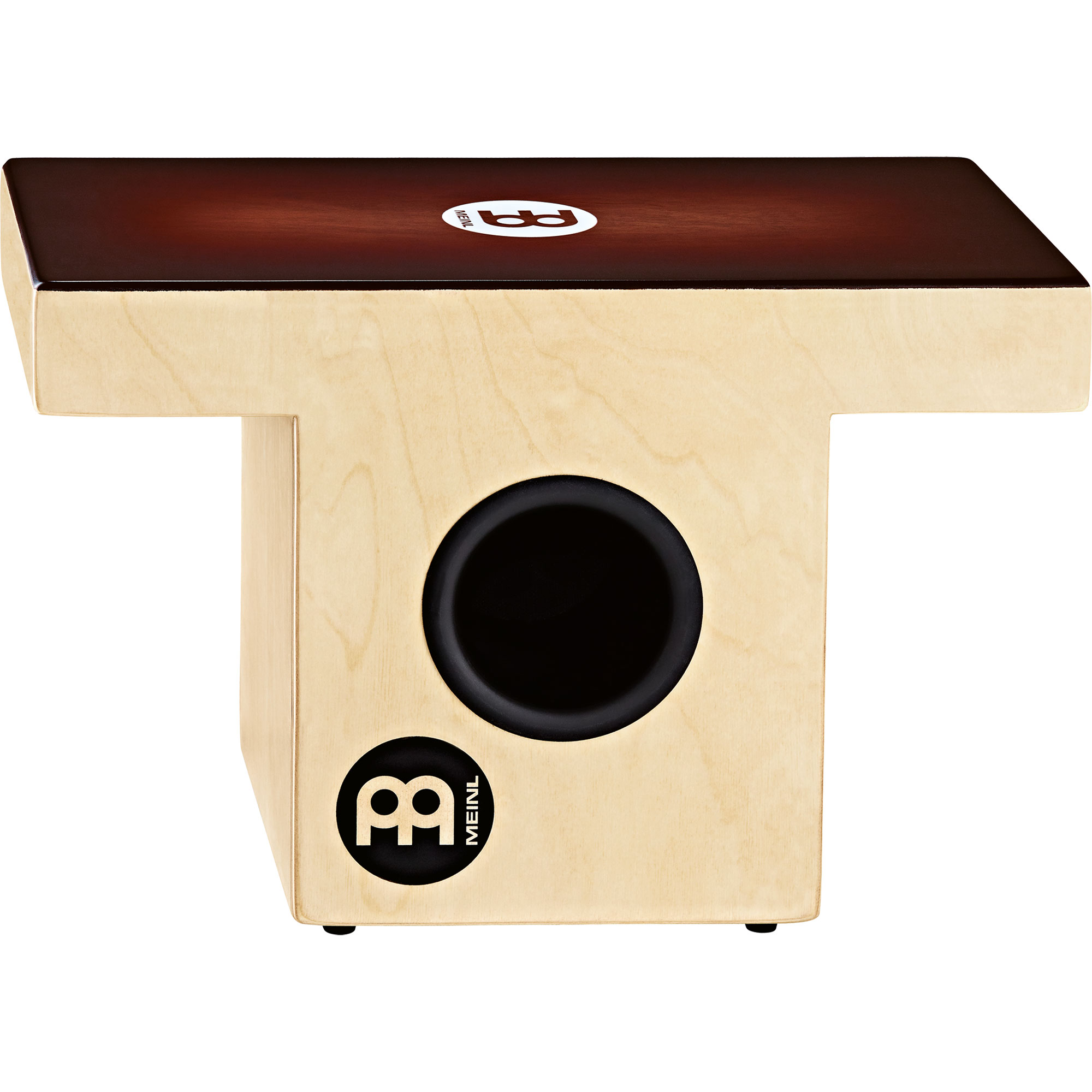 Meinl Slaptop Cajon in Espresso Brown