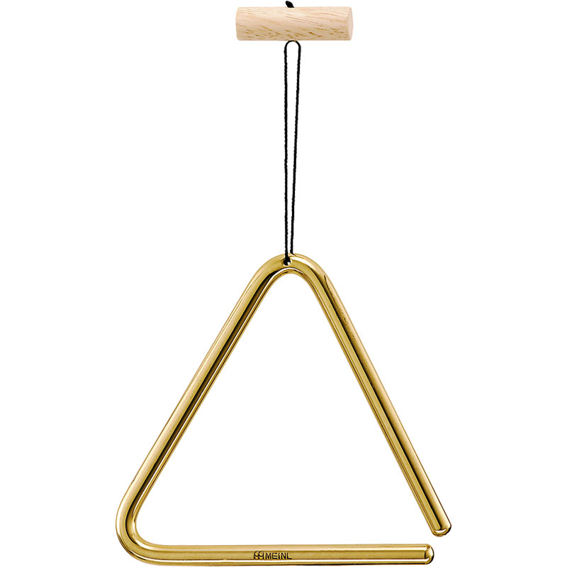 "Meinl 6"" Brass Triangle"