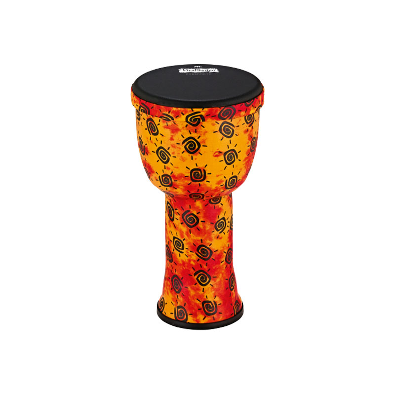 "Meinl VivaRhythm 12"" Soft Sound Series Djembe with Pre-Tuned Napa Head"