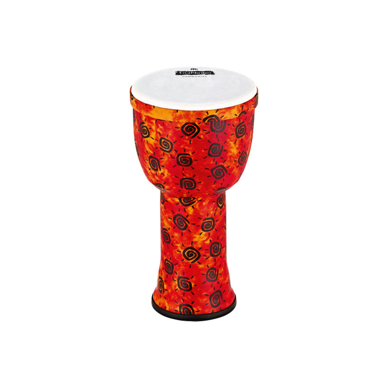 "Meinl VivaRhythm 8"" Boom Series Djembe with Pre-Tuned Synthetic Head"