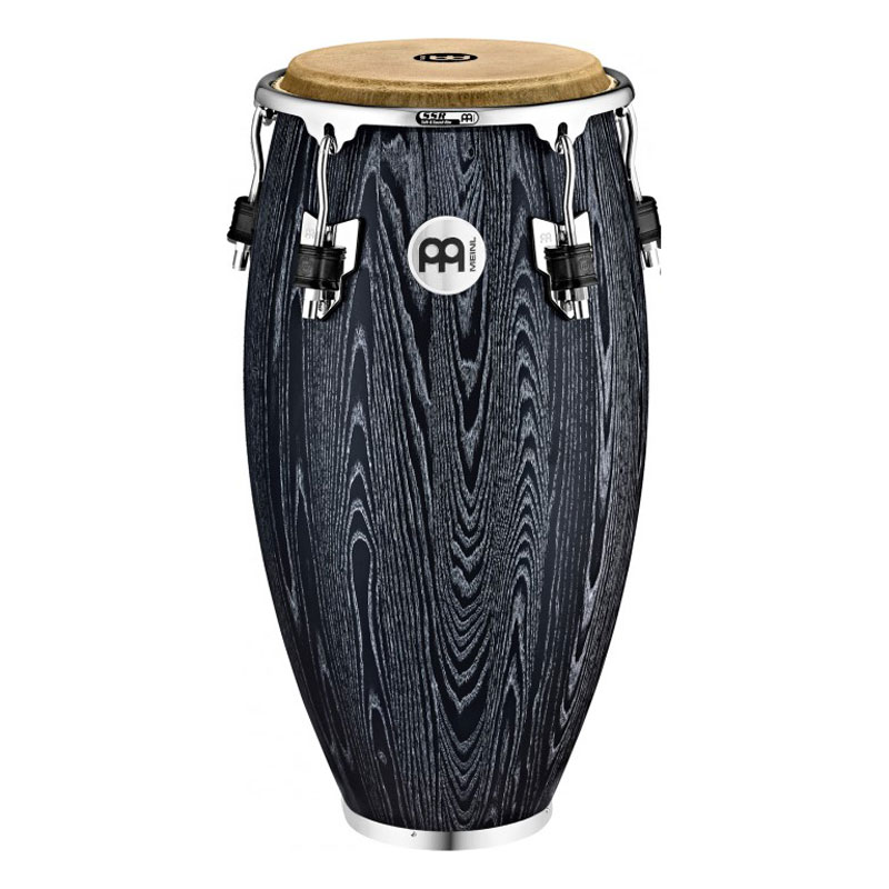 """Meinl 11"""" Woodcraft Series Quinto Conga in Vintage Black"""