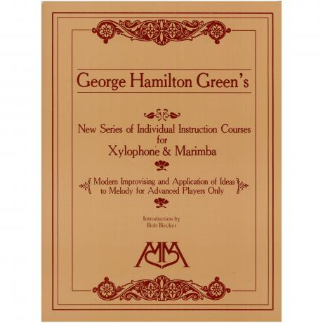Modern Improvising and Application of Ideas to Melody by George Hamilton Green