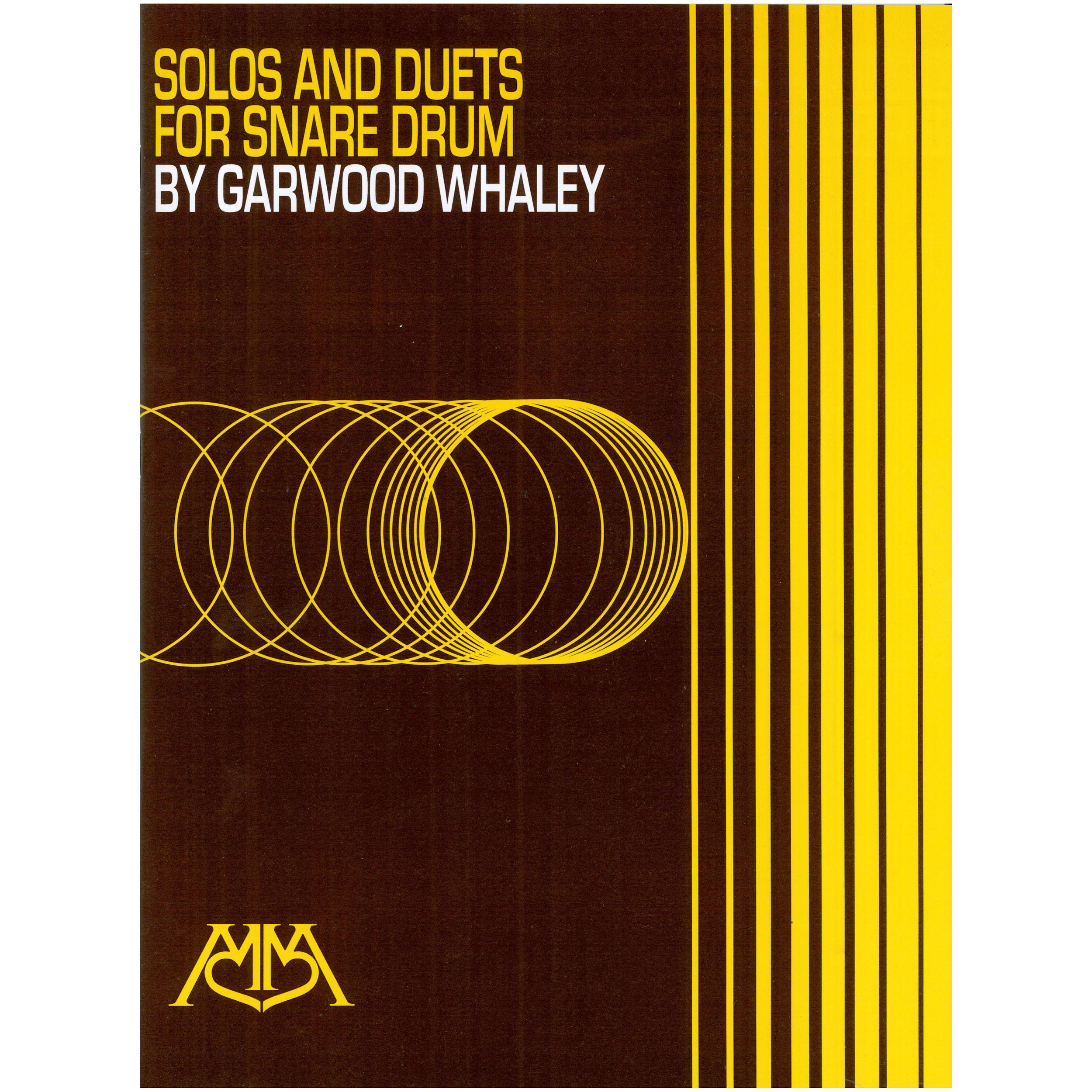 Solos and Duets for Snare Drum by Garwood Whaley